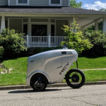 New delivery robot wants to share the bike lane By Greg Nichols